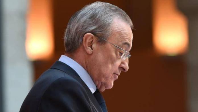 ¿Cochupos, entre presidente de Real Madrid y funcionarios de Calderón?