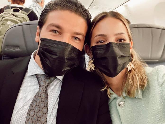 Mariana Rodríguez y Samuel García se burlan de sanción del INE