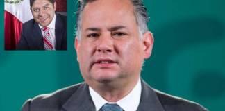 El INE solicitó información sobre Ricardo Gallardo, confirma Santiago Nieto