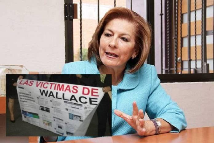 La FGR va contra Isabel Miranda de Wallace