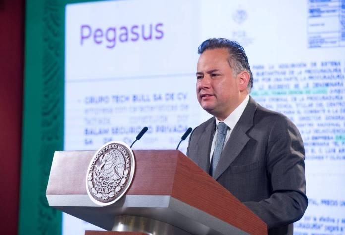 Tomás Zerón, García Luna y Murillo Karam involucrados en compra de Pegasus