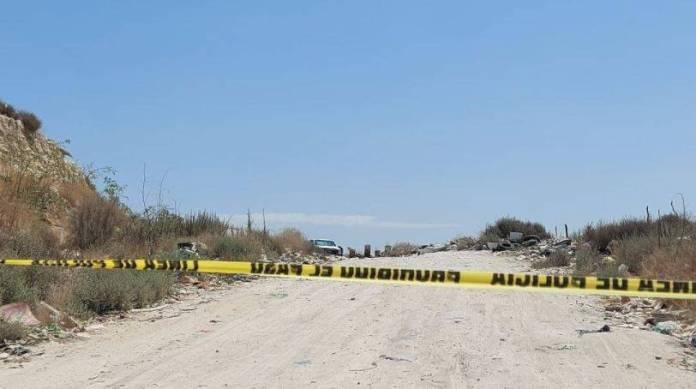 Asesinan a 5 hombres en Michoacán; dejan sus cuerpos en camino de terracería