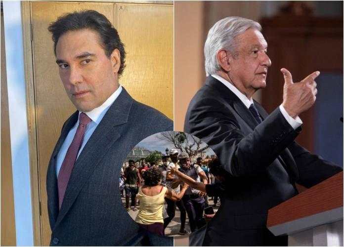 eduardo yanez contra amlo - Eduardo Yáñez arremete contra AMLO y la 4T para opinar sobre Cuba