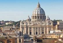 El Vaticano revela su riqueza inmobiliaria; tiene más 5 mil propiedades en Europa