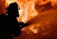 Incendio en almacén de China deja 26 heridos y 14 muertos