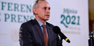 Cambios en la Cofepris es para luchar contra la corrupción: López-Gatell
