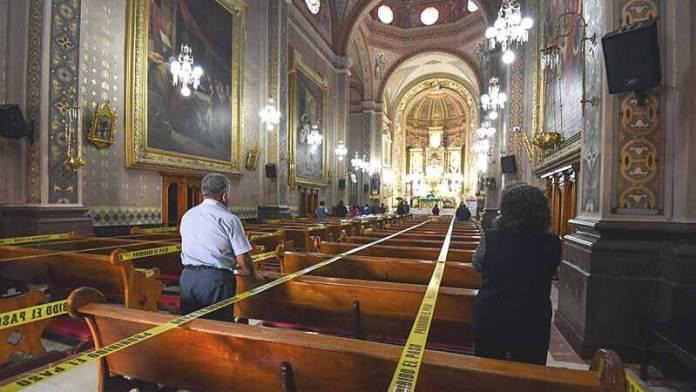 Pandemia de la Covid-19 dejo 264 integrantes de la Iglesia Católica fallecidos