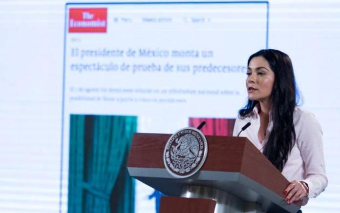El Pinochín se la semana, para El Universal y The Economist