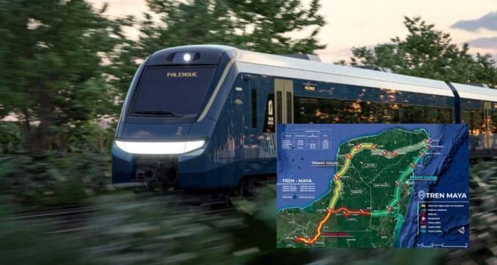Tren Maya triplicará el flujo de turismo en el sureste: OMT