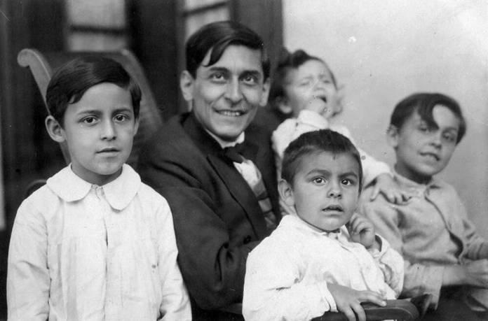 A. Guerrero Mariategui 1 - #Desmontajes: La conceptualización del fascismo en Mariátegui y Revueltas (Segunda parte)