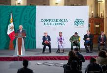 En México se podría vacunar a niños y adolescentes enfermos: AMLO