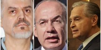 Calderón pone en la misma balanza Luis E. Derbez y a Arellano Félix