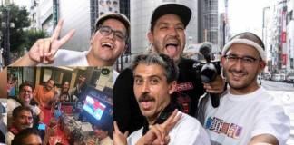 Youtubers acreditados por Televisa contraen Covid-19 en Tokio