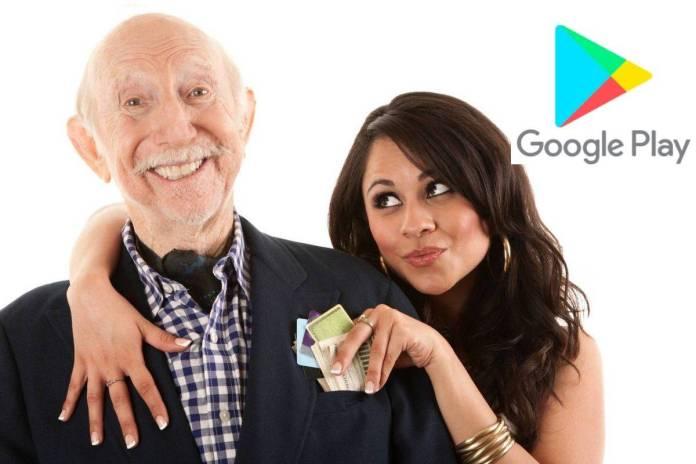 """Google eliminará las aplicaciones que promueven a los """"sugar daddys"""""""