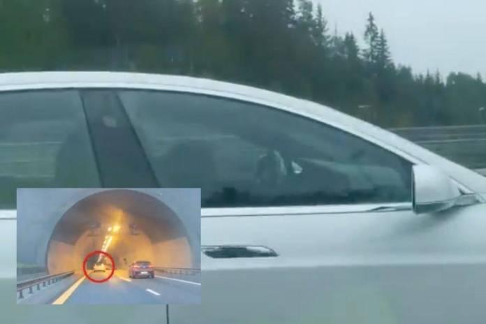 Piloto automatico de Tesla salva a un conductor ebrio
