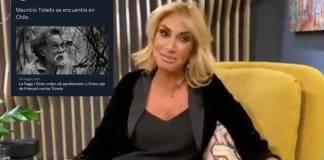 Adela Micha se disculpa por confundir a Mauricio Toledo con Francisco Toledo; en redes le llueven críticas