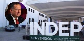 Dinero decomisado al crimen organizado debe integrarse al Indep y Tesofe: Santiago Nieto