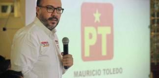 Reaparece Toledo; advierte que no regresará a México