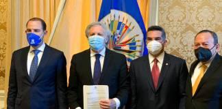 PRIANRD denuncia ante OEA supuesta intervención del crimen organizado en elección