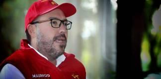 Fiscalía de la CDMX rechaza que Mauricio Toledo sea perseguido político