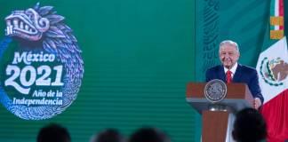 """""""Salieron ultrademócratas"""" en Campeche; TEPJF pide voto por voto: AMLO"""