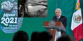 El programa de baches iniciará en 100 ciudades que elegirá el INEGI: AMLO