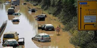 Cambio climático provocó inundaciones en Alemania y Países Bajos