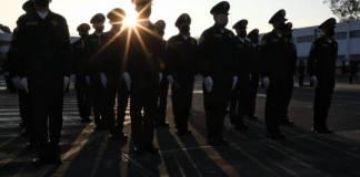 Sheinbaum encabeza graduación de policías, se suman 240 elementos a la SSC