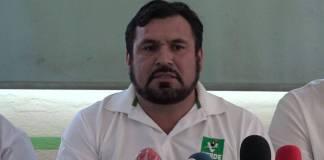 Secuestran a dirigente del PVEM en Sinaloa