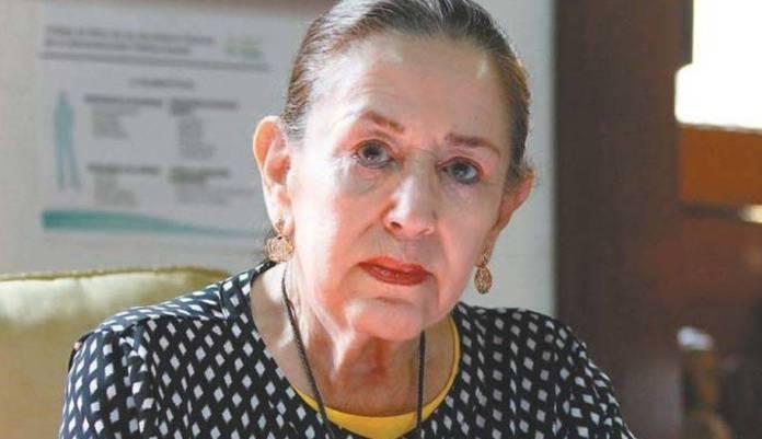 Fallece María Elena Chapa activista por los derechos de la mujer