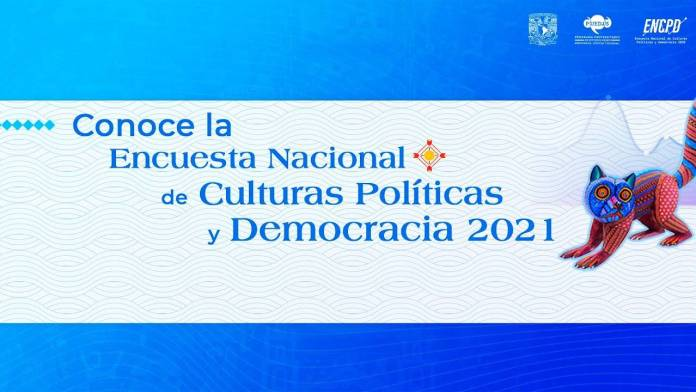 La ENCPD-2021 señala que los mexicanos son demócratas, solidarios y con conciencia crítica sobre la injusticia social.
