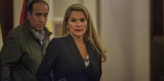 Justicia de Bolivia extiende seis meses más la prisión preventiva a la expresidenta Áñez