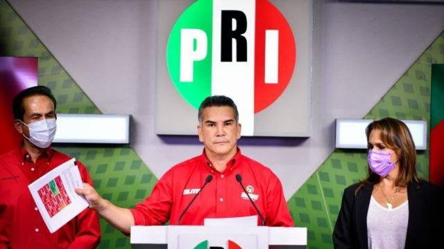 """""""Alito"""" lanza advertencia a priistas que se sumen a la 4T"""