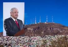 AMLO ofrece casas para afectados del cerro del Chiquihuite