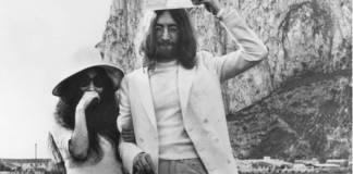 Subastarán grabación inédita de John Lennon y Yoko Ono