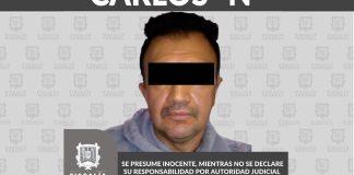 Vinculan a proceso a Carlos Saldate, exdiputado de Nayarit