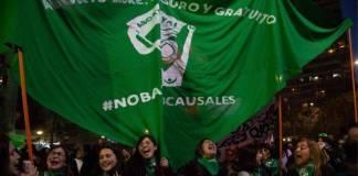 ¡Es ley! Chile despenaliza el aborto hasta las 14 semanas