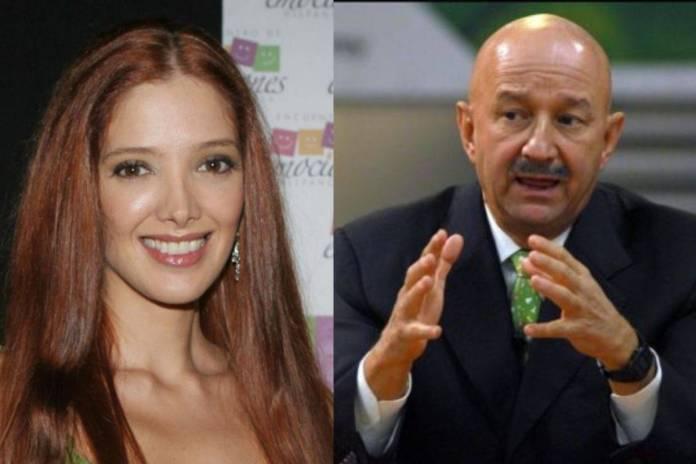Ex esposa de Salinas habla sobre la relación del ex presidente con una actriz