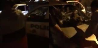 Ladrón pide a ciudadanos que no dañen el auto que usó para robar porque es de su mamá