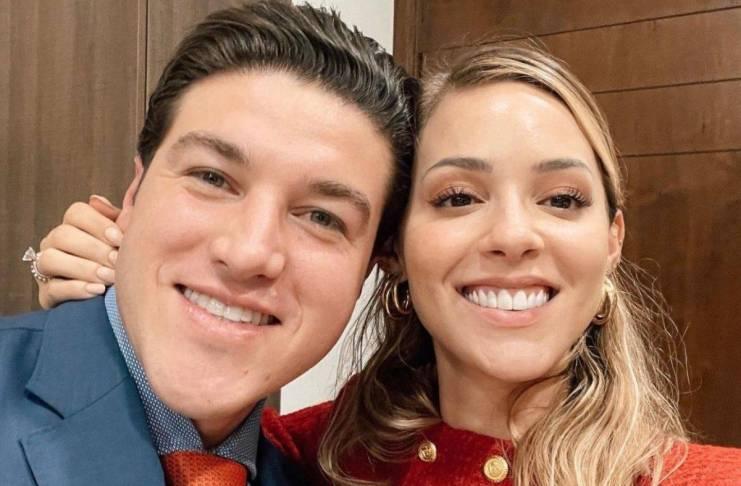 Samuel García y Mariana Rodríguez le cantan al INE tras anulación de multa