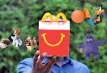 'Cajita Feliz' de McDonal's tendrá juguetes ecológicos