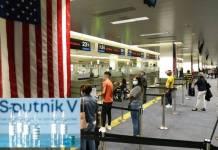 EUA no aceptará a viajeros con la vacuna rusa Sputnik