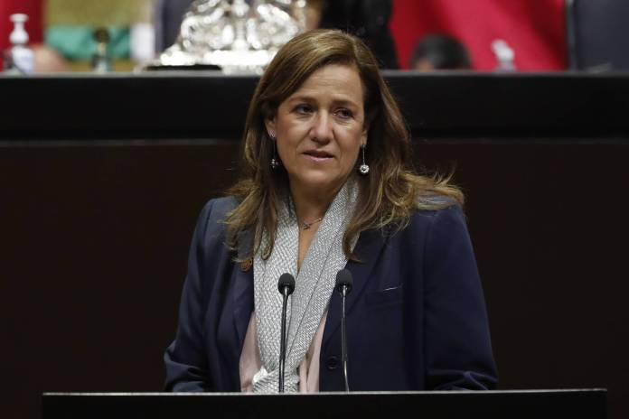 Diputados tunden a Margarita Zavala y le reclaman por caso ABC