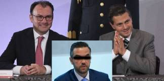 Jorge Luis Lavalle habría recibido 149 mdp de Peña y Videgaray