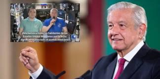 Cosmonautas rusos felicitan a México por los 200 años de Independencia
