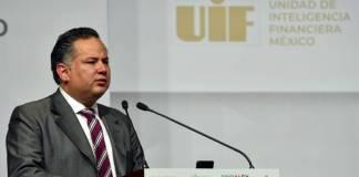 Durante la actual administración la UIF ha presentado 386 denuncias ante la FGR