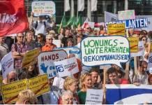 Ciudadanos de Berlín ponen freno a especulación inmobiliaria