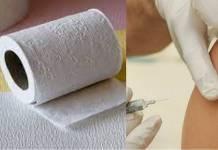 Restricciones a productos higiénicos en EU