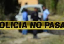 Investigan homicidio de 10 personas en Zacatecas