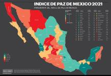 Índice de Paz 2021, México
